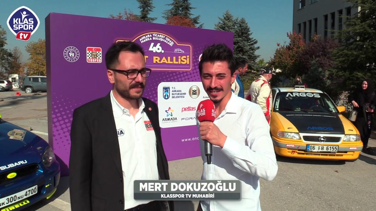 46. Hitit Rallisi 16 Kasım'da Ankara'da düzenlenecek