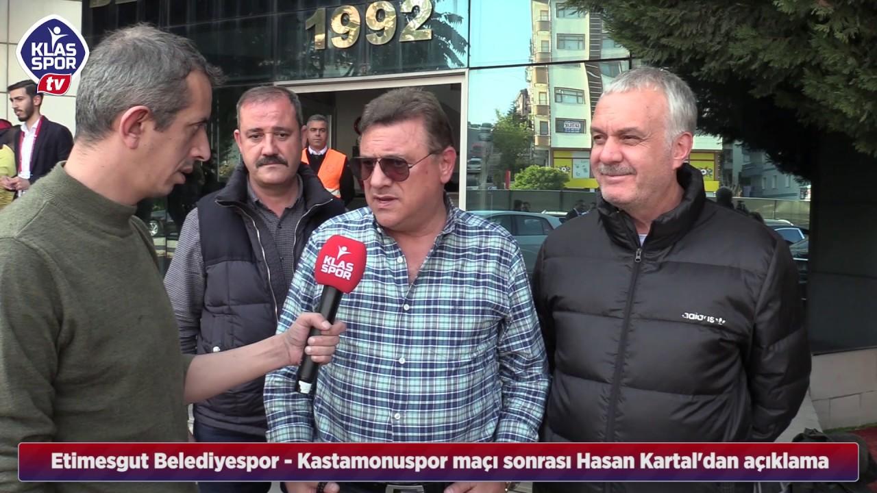 HASAN KARTAL'DAN KLASSPOR TV'YE ÖZEL AÇIKLAMALAR