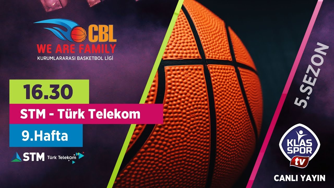 STM - Türk Telekom (CBL Ankara 9. Hafta Maçları)