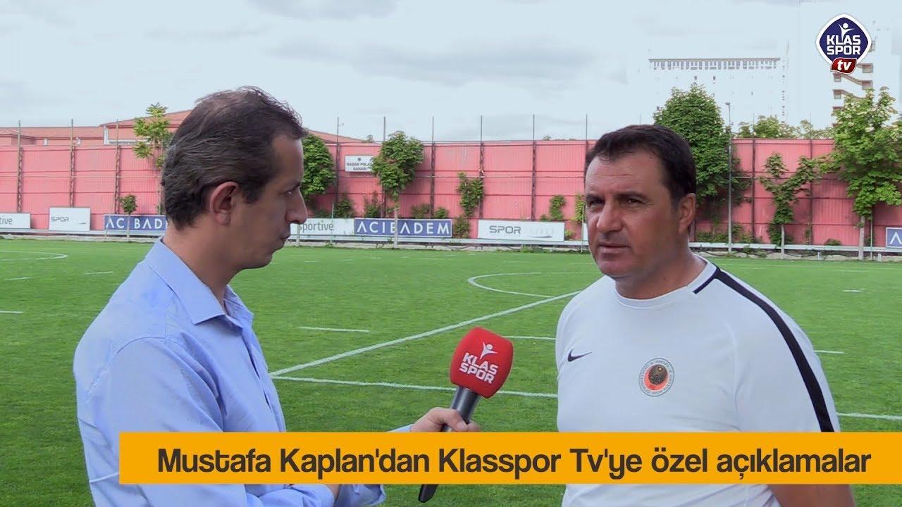 20 Ağustos 2019 Mustafa Kaplan röportajı