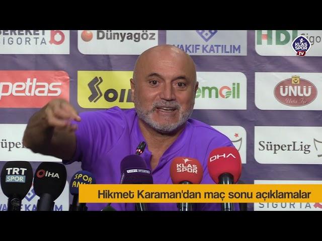 Ankaragücü - Kayserispor maçı sonrası teknik direktörlerin açıklamaları