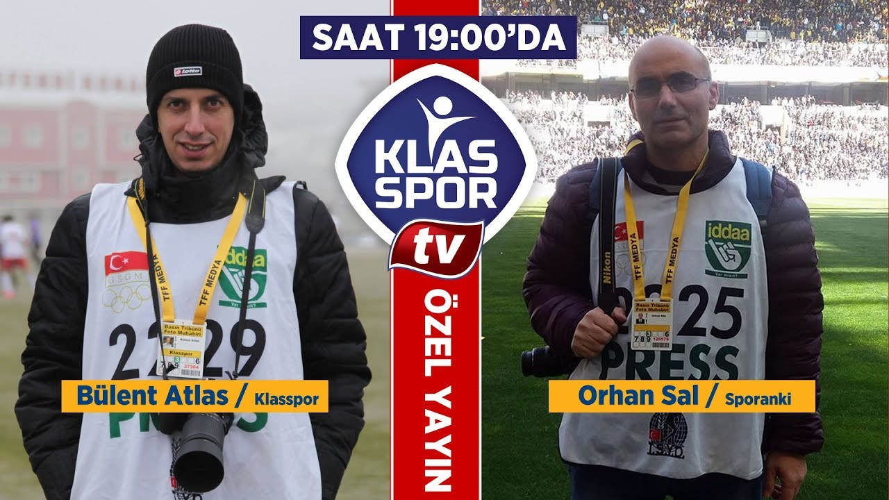 Bülent Atlas ile Orhan Sal, Ankara sporunu masaya yatırıyor...