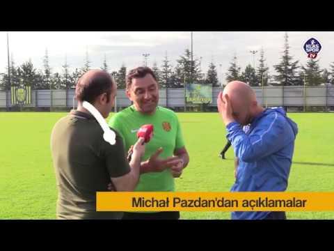 Michal Pazdan, Klasspor'a konuştu