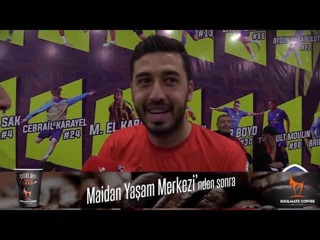 Şampiyon Gençlerbirliği futbolcuları ile Klasspor'a özel