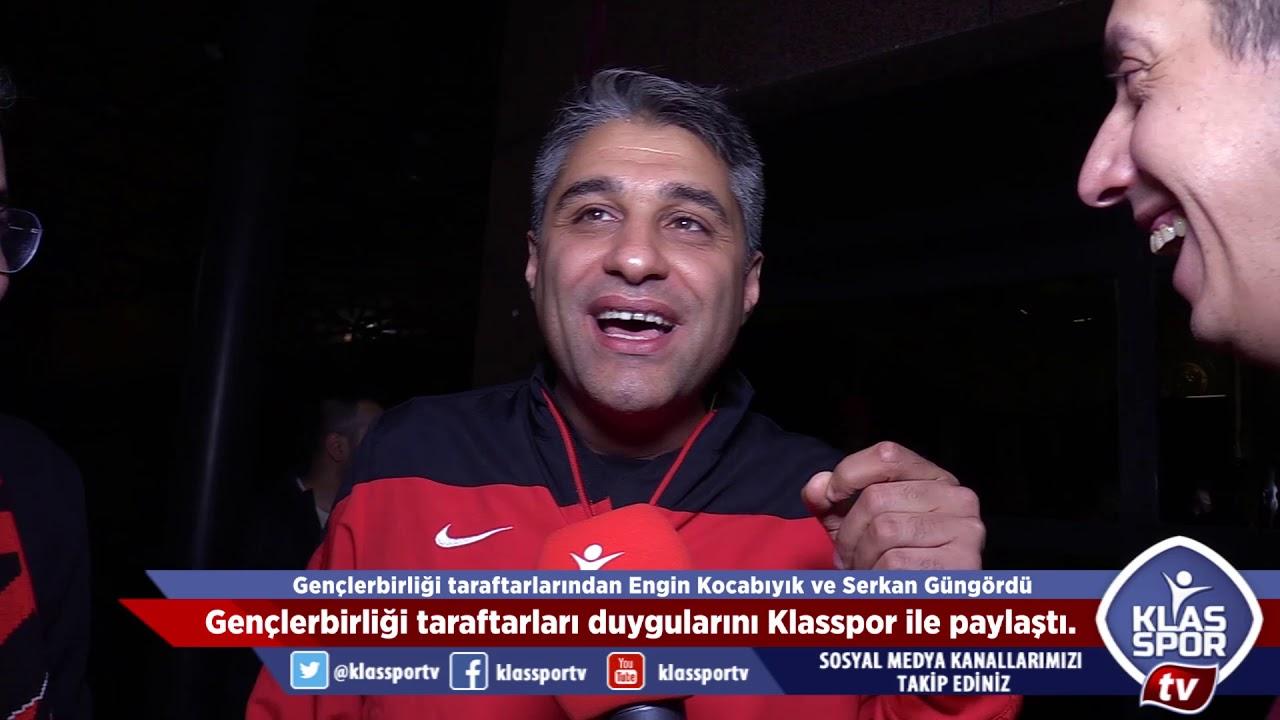 Şampiyon takımın şampiyon taraftarlarından Klasspor'a özel açıklamalar
