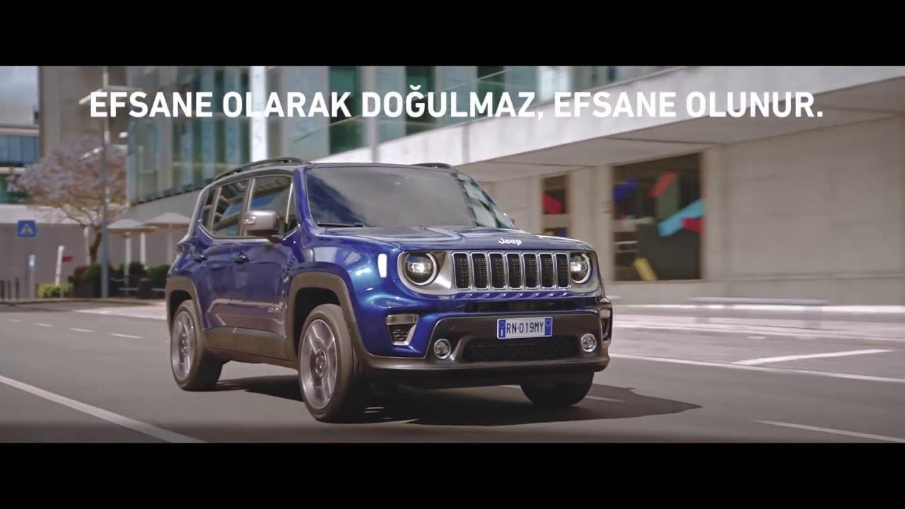 Yeni Jeep Renegade | Maceranın Yeni Yüzü